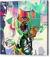 Self-renewal 14l Acrylic Print