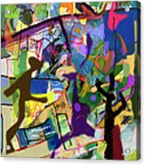 Self-renewal 15ab Acrylic Print
