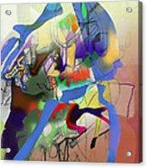 Self-renewal  9g Acrylic Print