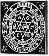 Agrippa (63-12 B Acrylic Print