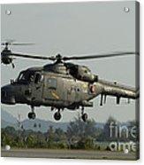 Agustawestland Lynx Helicopters Acrylic Print