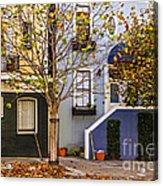 Ah Autumn Acrylic Print