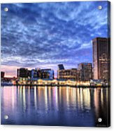 Ah Baltimore Acrylic Print by JC Findley