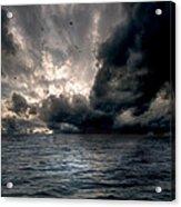 Air And Water No.25 Acrylic Print