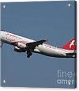 Air Arabia Maroc Airbus A320 Acrylic Print