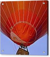 Air Balloon Festival In Igualada Acrylic Print