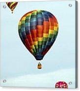 Air Balloons  0251 Acrylic Print