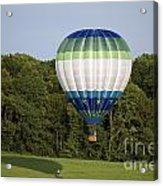 Air Balloons  0458 Acrylic Print