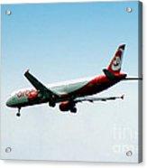 Air Berlin Acrylic Print