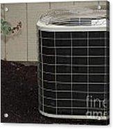 Air Conditioner Acrylic Print