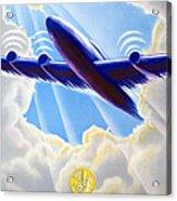 Air France Acrylic Print