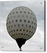 Air Golf  Acrylic Print