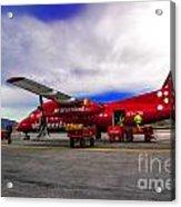 Air Greenland Acrylic Print