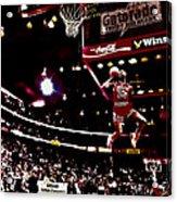 Air Jordan II Acrylic Print