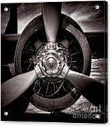 Air Power Acrylic Print