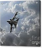Air Superiority Acrylic Print