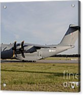 Airbus A400m For The French Air Force Acrylic Print