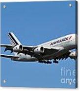 Airbus A80 Acrylic Print