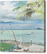 Airlie Beach  Australia Acrylic Print