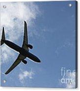 Airplane Iv Acrylic Print
