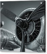 Airplane Propeller - 02 Acrylic Print
