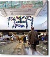 Airport Dreadmill Acrylic Print