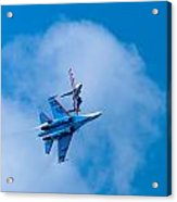 Airshow St Petersburg Russia Part 2 Acrylic Print