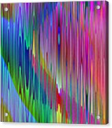 Airwaves Acrylic Print