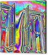 Airy Acrylic Print