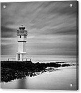 Akranes Lighthouse Acrylic Print