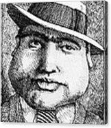 Al Capone 1931 Acrylic Print