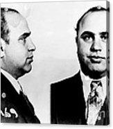 Al Capone Mug Shot Acrylic Print