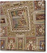 Al Fresco Ceiling Acrylic Print