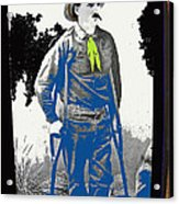 Al Seiber Chief Scout Indian Wars No Date 2013 Acrylic Print