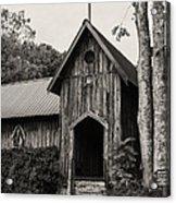 Alabama Country Church 3 Acrylic Print