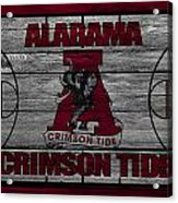 Alabama Crimson Tide Acrylic Print by Joe Hamilton