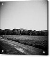 Alabama Mountains 4 Acrylic Print