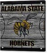Alabama State Hornets Acrylic Print