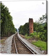 Alabama Tracks Acrylic Print