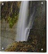 Alabama Waterfall Acrylic Print