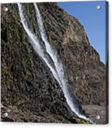Alamere Falls Acrylic Print by Garry Gay