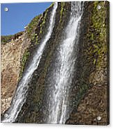 Alamere Falls Pacific Coast Acrylic Print