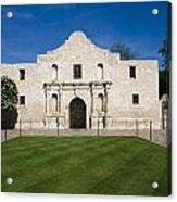 Alamo Acrylic Print