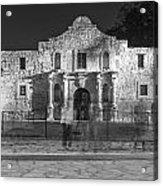 Alamo In Texas  Acrylic Print