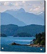 Alaska 0830 Acrylic Print