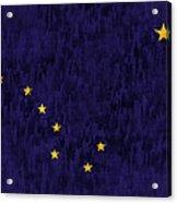 Alaska Flag Acrylic Print