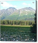 Alaska Lake 2 Acrylic Print