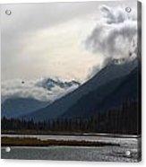 Alaska Mountainscape Acrylic Print