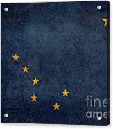 Alaska State Flag Acrylic Print