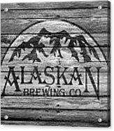 Alaskan Brewing Acrylic Print